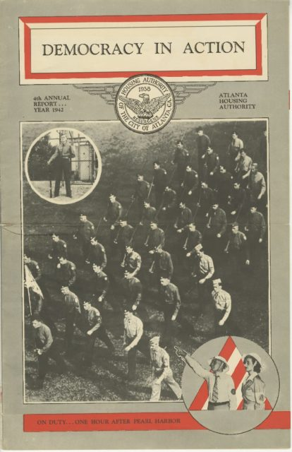 Cover of 1942 Annual Report