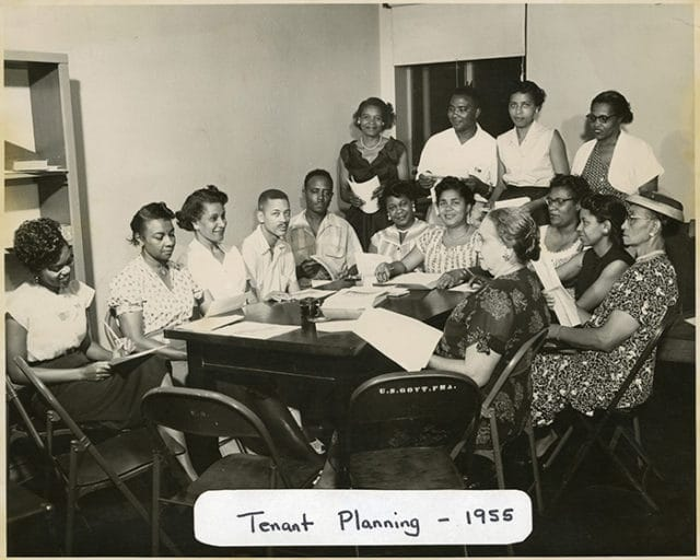 Tenant Planning photo